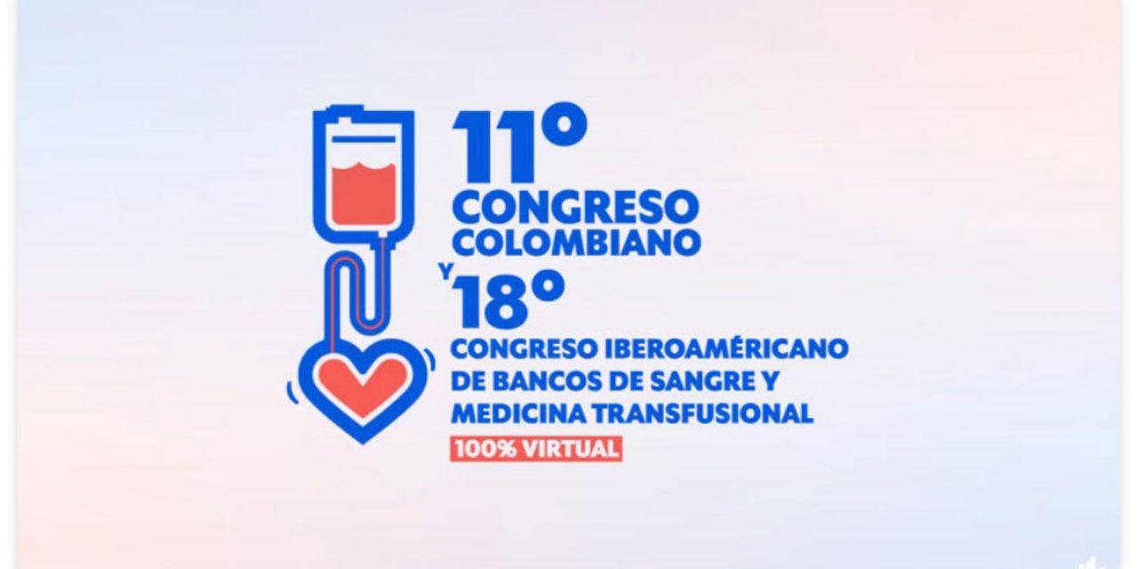 Exitosa participación de la Cruz Roja Colombiana en el 11°  Congreso Colombiano y 18° Congreso Iberoamericano de Bancos de Sangre y Medicina Transfusional