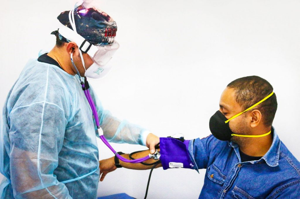 Atención Medica Cruz Roja Bolívar